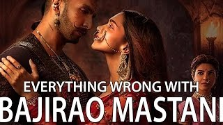 Funny Mistakes in Bajirao Mastani | Bollywood Movie Sins | Episode #5