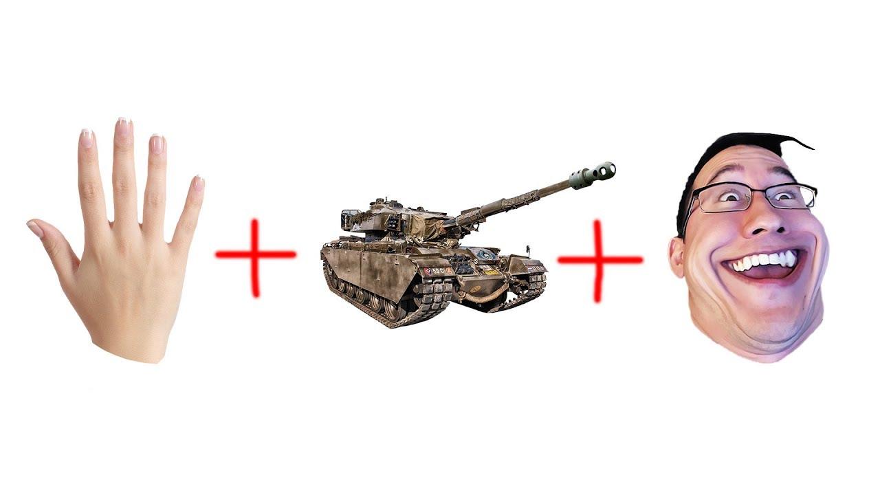 Hand Simulator with Tanks and GoKarts and Bob and Wade