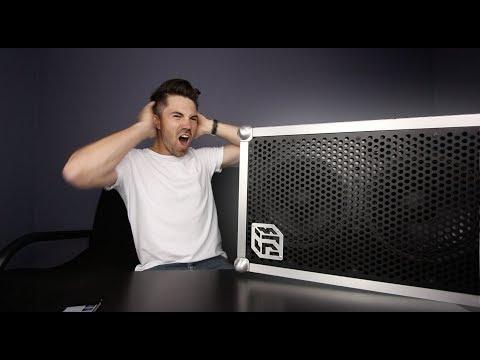 World's Loudest Portable Speaker - SOUNDBOKS