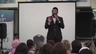 #x202b;אליהו שירי בהרצאה בנושא שפע וכסף לנבחרת פנינה סורסקי( בני ברק ספטמבר 2016)#x202c;lrm;
