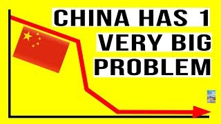 China Has 1 Major Issue That They CAN'T Fix! Critical Economic Wave CRASHING In!
