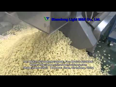 LT85 Snack Food Extruder Machine