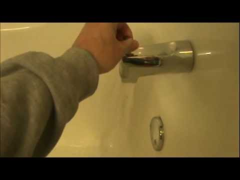 How to fix or repair a broken shower Moen