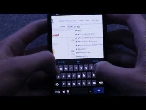 How to: watch Amazon Prime Instant Video on any Android Device (Free)