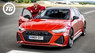 2020 Audi RS6 Avant vs Chris Harris | Top Gear: Series 29