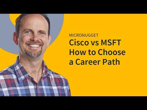 Cisco vs. Microsoft: From a Cisco Expert