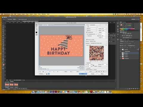 How to Create a Basic Animated Gif in Photoshop