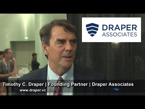 Draper Associates | Founding Partner Timothy C. Draper | Premier Early Stage Venture Capital Firm