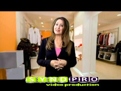SyndPro Fashion Commercial: Online Business Directory Fashion Video