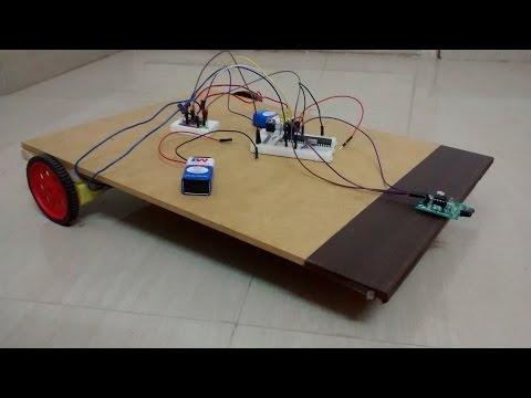 Robotics : Simple Homemade Autonomous Robot