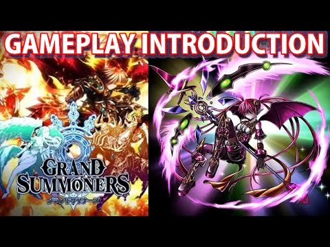 Lucky!! Starting Out With 4 Rainbows !? (Grand Summoners)【グラサマ】