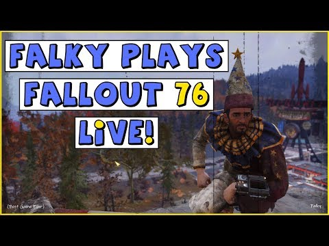 Fallout 76 | Road To 700 Subs!