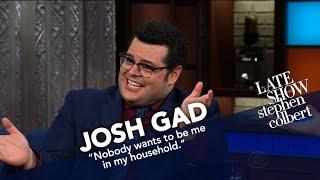 Josh Gad Can't Turn Off 'Olaf' Voice