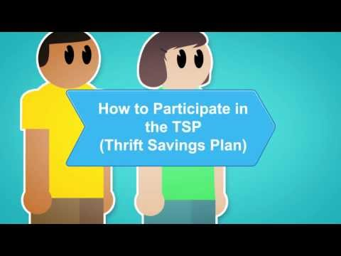 How to Participate in the TSP
