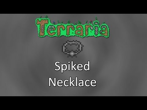 Terraria: Reborn Mod — Spiked Necklace!