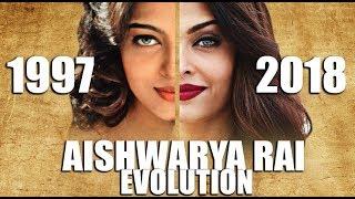 AISHWARYA RAI Evolution (1997-2018)
