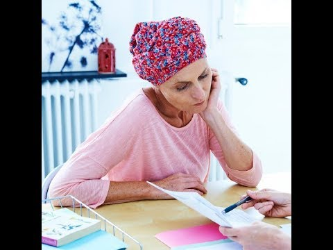 New treatment could stop hair loss during chemo