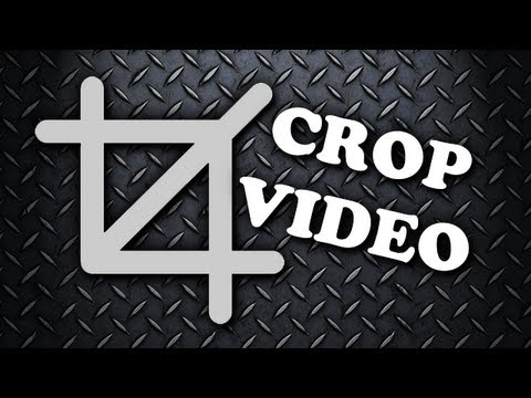Adobe Premiere: How to Crop Video (TUTORIAL)