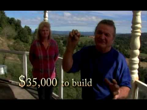 How to Build a Million Dollar House Dirt Cheap!