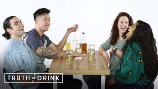 Double Blind Date | Truth or Drink | Cut