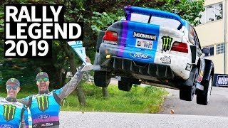 Most Epic Rally Event Ever? Ken Block Wins at Rallylegend 2019 in Italy!