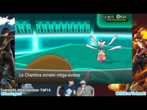 [Ep#18] Il est pas shiny - Tournoi Pokemon XY Online #5 part1