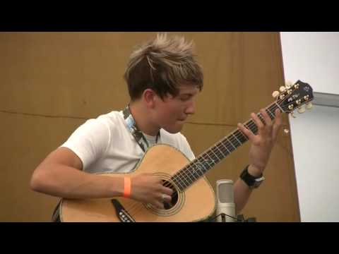 Canadian Guitar Festival 2010: Finalist 1, Song 2 - 1st Place (Calum Graham -
