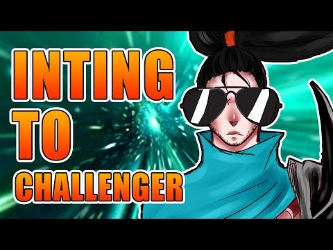 TheWanderingPro - Unranked to challenger I PlaceMents + FaceCam !