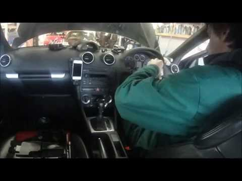 Time Lapse Footage of Cruise Control Installation on 2006 (8P) Audi A3 2.0 TDI DSG S Line Sportback