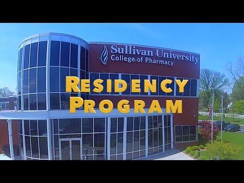 College of Pharmacy Residency Program