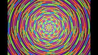 Andromeda 2018 [Psytrance] [HD] Trippy Visuals