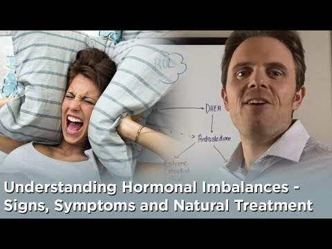 Understanding Hormonal Imbalances - Signs, Symptoms and Natural Treatment