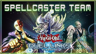 Yu-Gi-Oh! Duel Links] SILENT MAGICIAN SPELLBOOKS TO KING OF GAMES