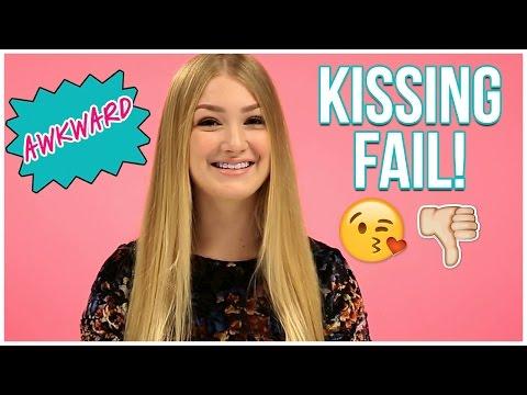 First Kiss Fail with BindleBeautyX!