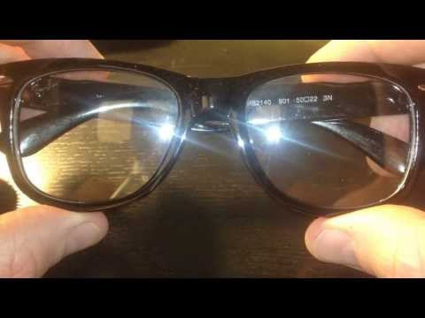 How To Spot Fake RayBan Eyeglasses
