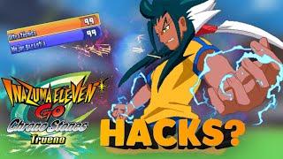 Inazuma Eleven Go Galaxy-Como Acabar Partidos en 30 Segundos