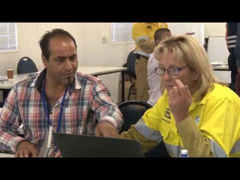 Energy Queensland Refugees Training