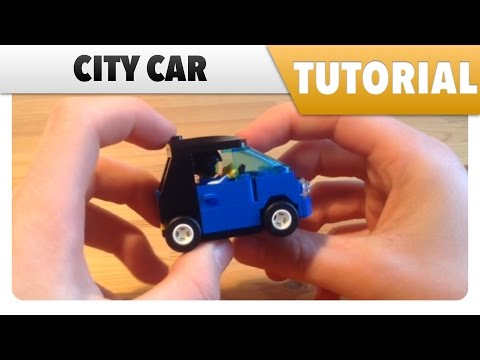 Tutorial - How to make a LEGO City Car