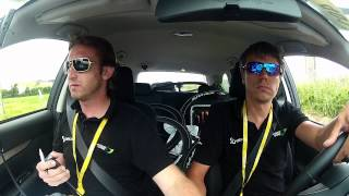 Orica-GreenEDGE Backstge Pass - Tour de France stage 3