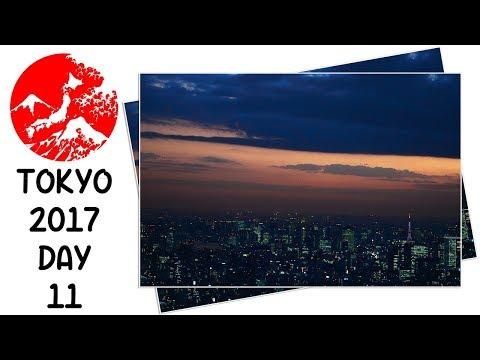 KIRIE @ JAPAN TAG 11 - TOKYO SKYTREE & SHIBUYA AN HALLOWEEN