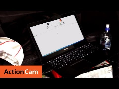How to combine multiple videos in Playmemories Home | Action Cam | Sony