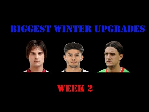 Biggest winter upgrades week 2: Fifa 16 ultimate team