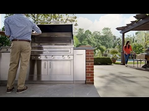 The Ultimate Outdoor Kitchen by Kalamazoo Outdoor Gourmet