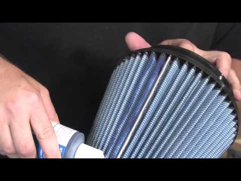 How To Clean Your Volant Pro-5 Cotton/Gauze Air Filter
