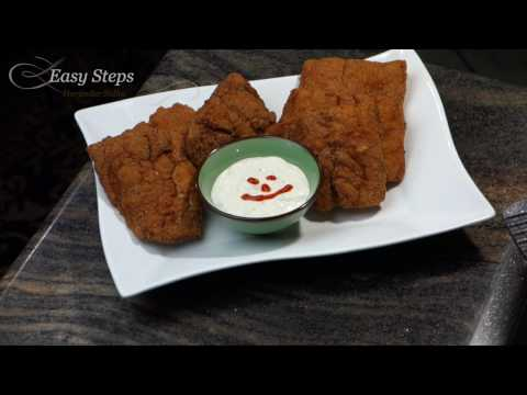 How to Fry Salmon | Quick and Easy Fried Fish | No Smell Recipe