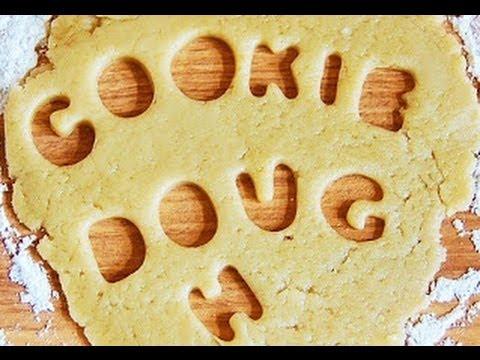 Sugar Cookie Recipe: 4 ingredients