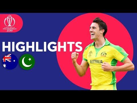 Xxx Mp4 Australia Vs Pakistan Match Highlights ICC Cricket World Cup 2019 3gp Sex