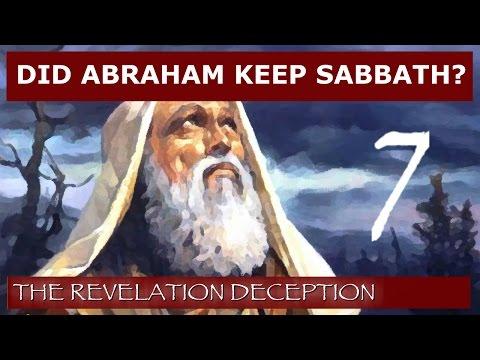Did Abraham Keep The Sabbath?
