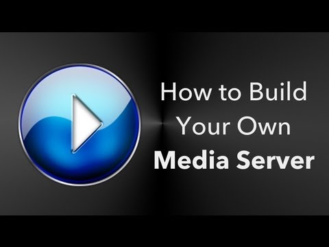How to Build A Media Server (EASILY!)