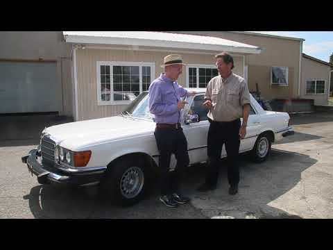 40 Year Old Mercedes Heads Out on 3000 Mile Road Trip - Destination Atlanta